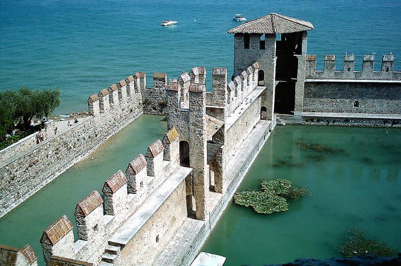 Rocca Scaligera a Sirmione