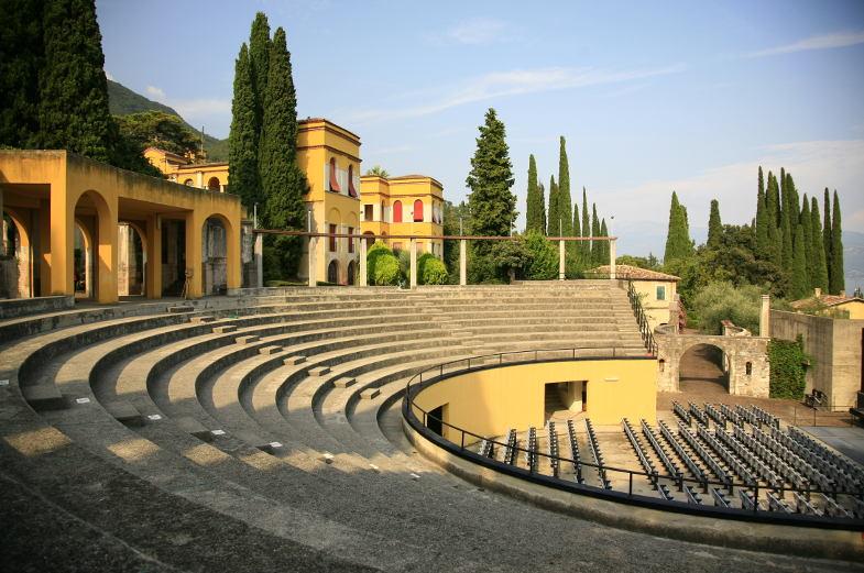 Teatro del Vittoriale, Gardone Riviera